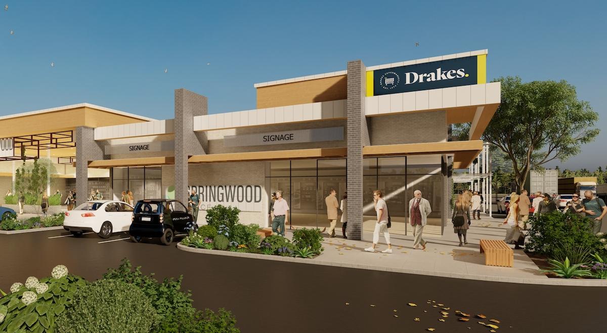 Drakes Supermarket coming to Springwood!